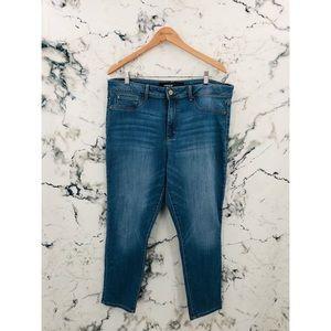 Jordache High Rise Ankle Legging Jeans Jeggings